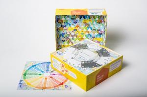 Комплект профориентационных игр и материалов «Мир профессий будущего»