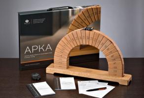 Аппаратурная методика «Арка».  Оценка эффективности взаимодействия в малой группе