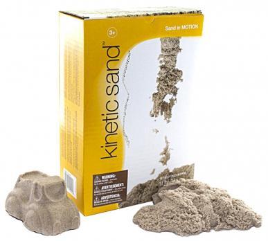 """Кинетический песок Kinetic Sand """"Моя песочница"""" 10 кг"""