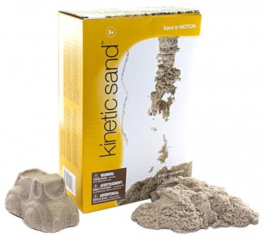 """Кинетический песок Kinetic Sand """"Большая семья"""" 15 кг"""