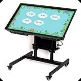 Интерактивный стол логопеда «ВИЭЛЬ»